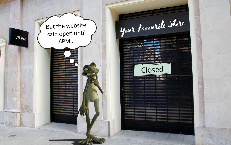 Is Your Online Window Display Fresh?