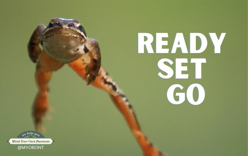 Ready, Set, Go! Business Tips for Start-Ups: Part II